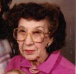 Aunt Margaret for blog older