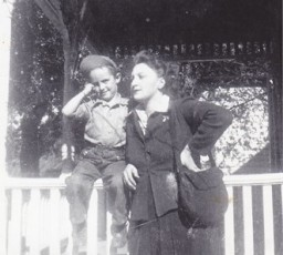 Mom & Brother 1941 2