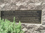 Goodyear-Ocotillo Cemetery