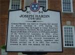 Colonel Joseph Hardin