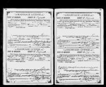 Marriage License