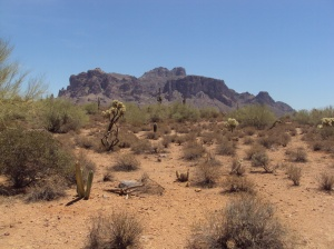 Superstition Mount ian