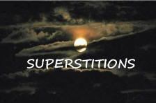 superstitions moon