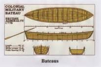 Batteau boat