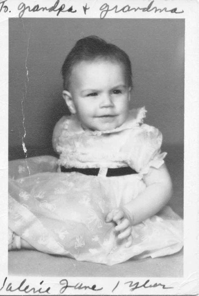 me 1 yr old