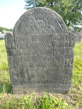 Lt William Dennison bro of John