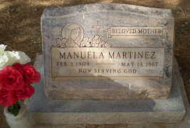 Manuela Campos HS
