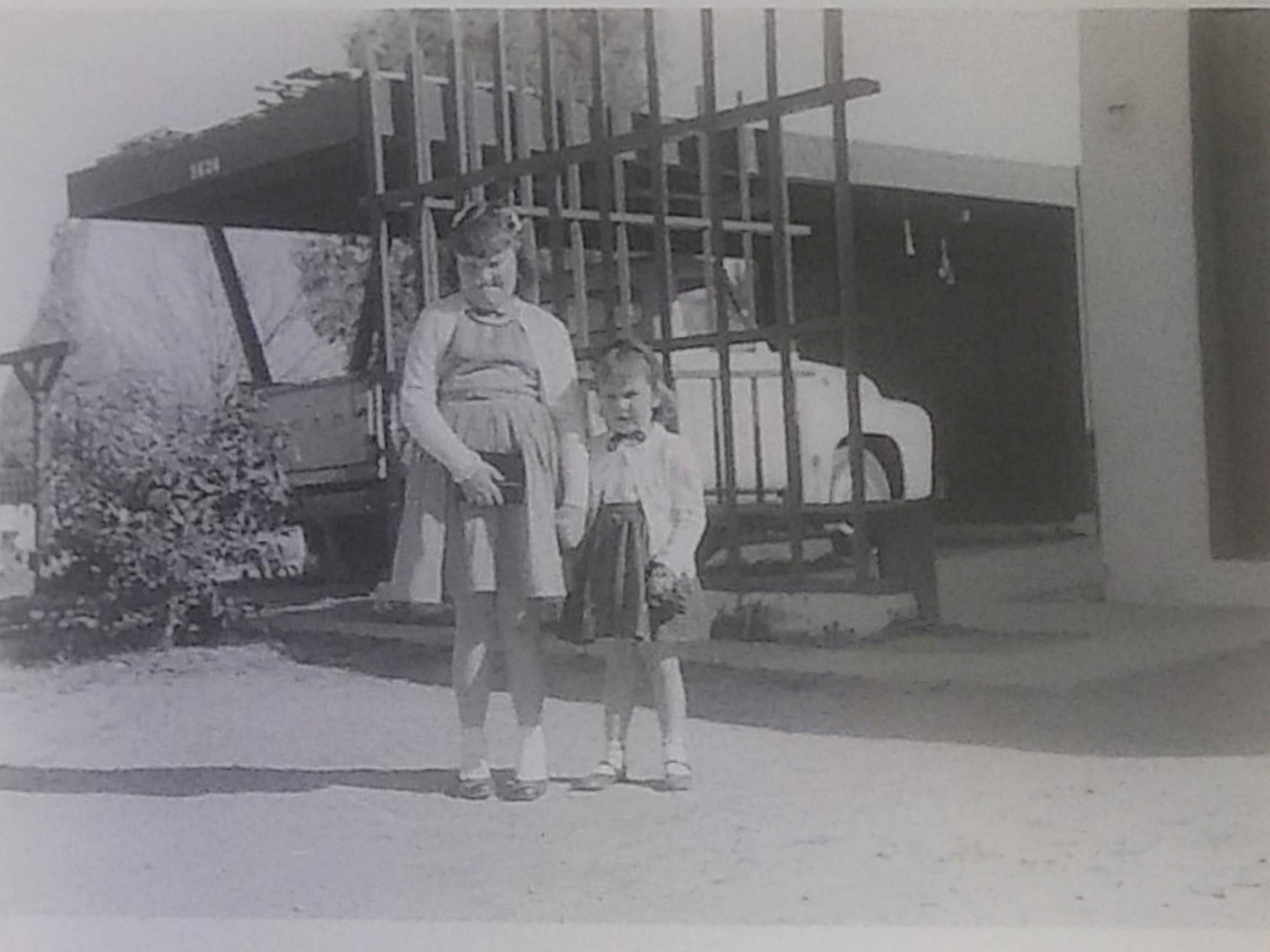 me & le aged 4&8 2