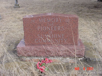 Sunshine Cemetery 2
