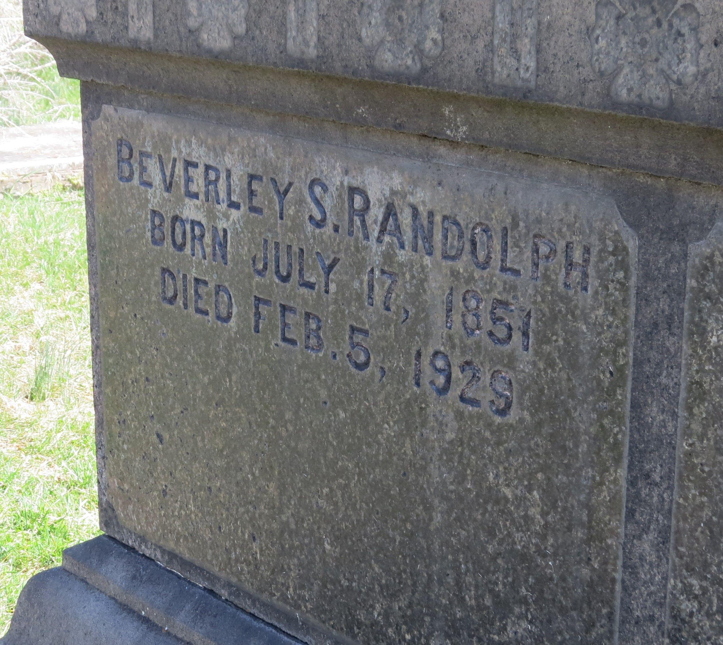 Beverley S Randolph HS