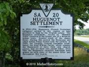 huguenot settlement Virginia