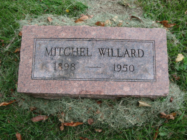 Mitchel Willard
