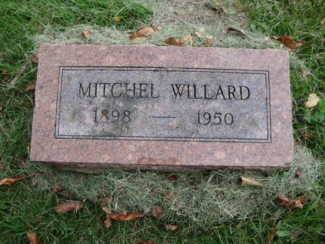Mitchel Willard