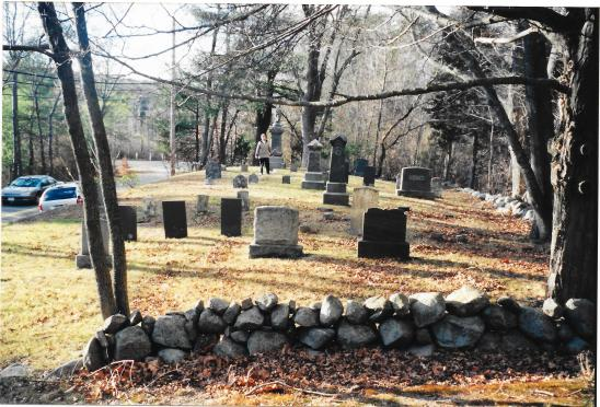 Stockbridge Cemetery Norwell Plymouth Co. MA 2