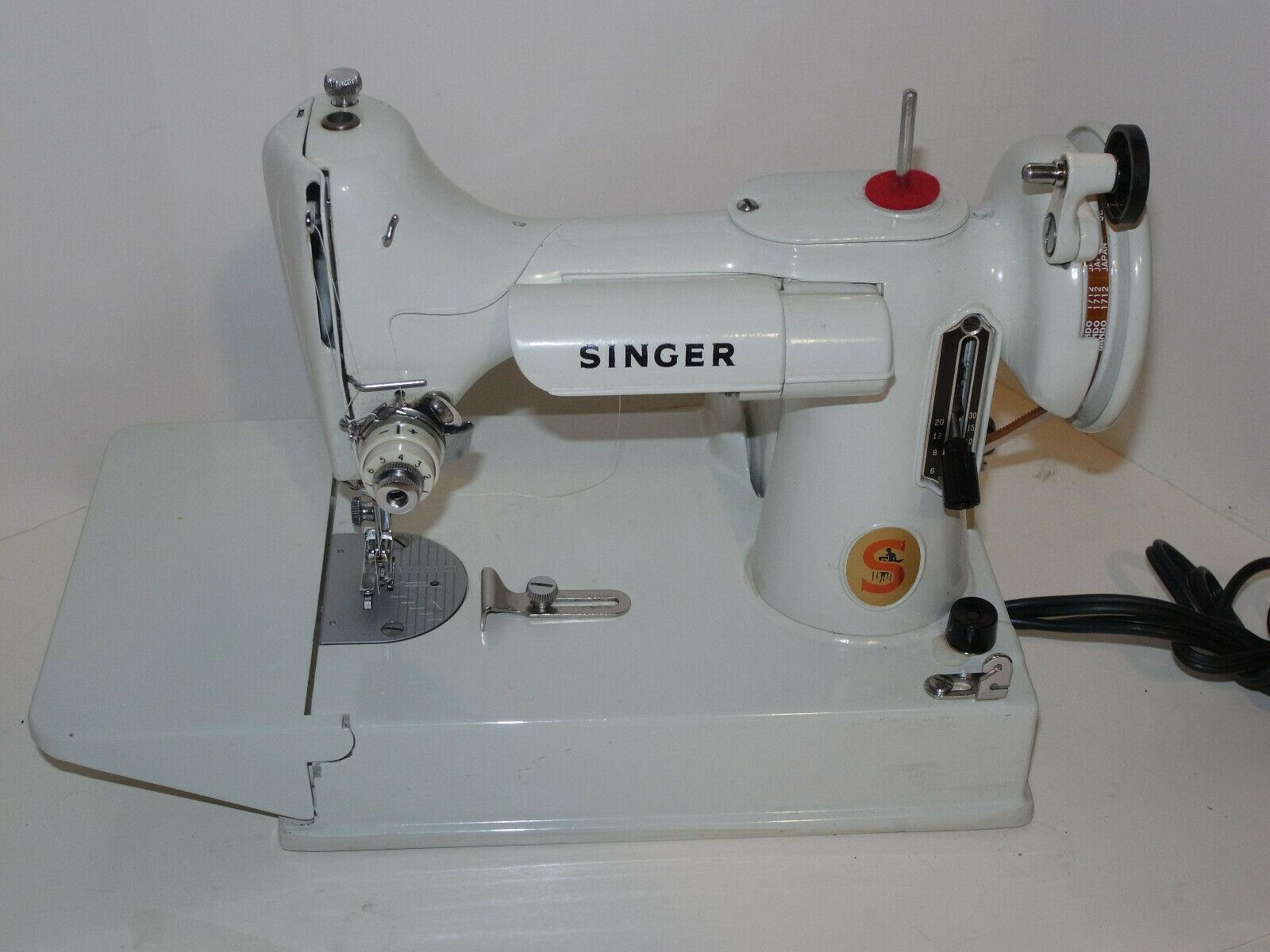 1960s sewing machine