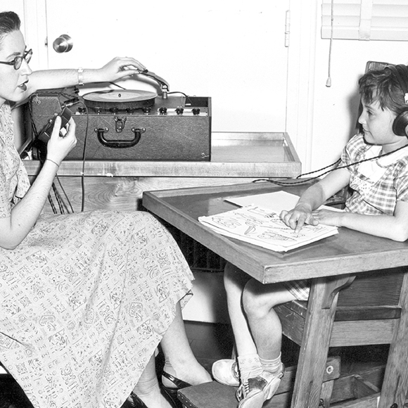 1960s-speech therapy