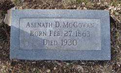 Asnath Walt McGowan
