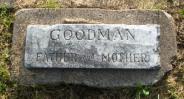 Aunt COra Walt Goodman
