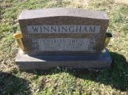 Charles Limuel Winningham Cousin