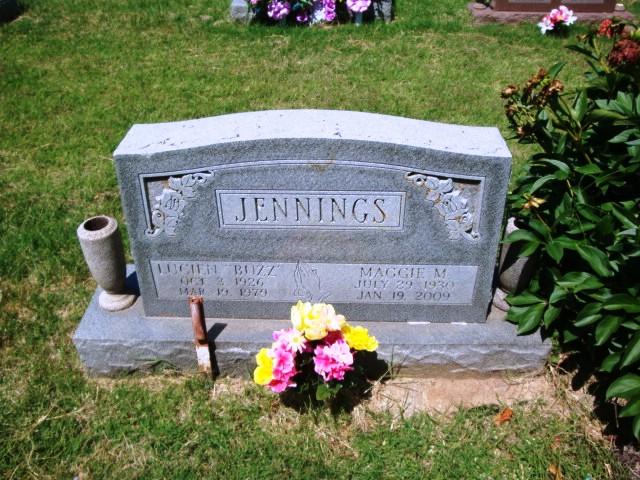 Cousin Maggie May Jennings Danner