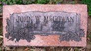 John Walter McGowan Cousin