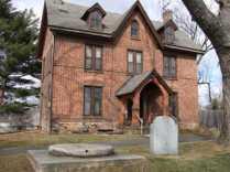 Jonathan Singletary house in woodbridge NJ