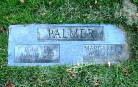 Margaret & Paul Palmer