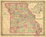 MO map 1850