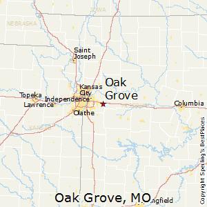 mo_oak_grove map