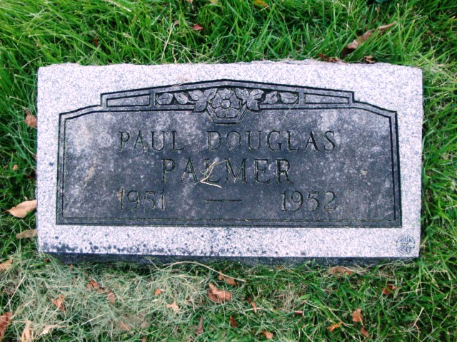 Paul Douglas Palmer Jr