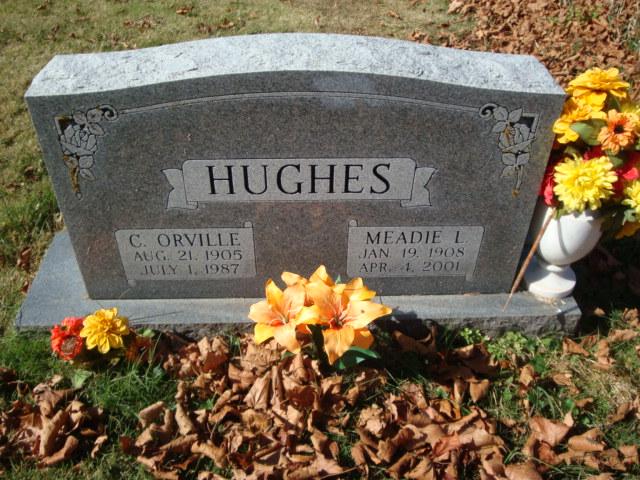 Uncle Orville & Aunt Meade