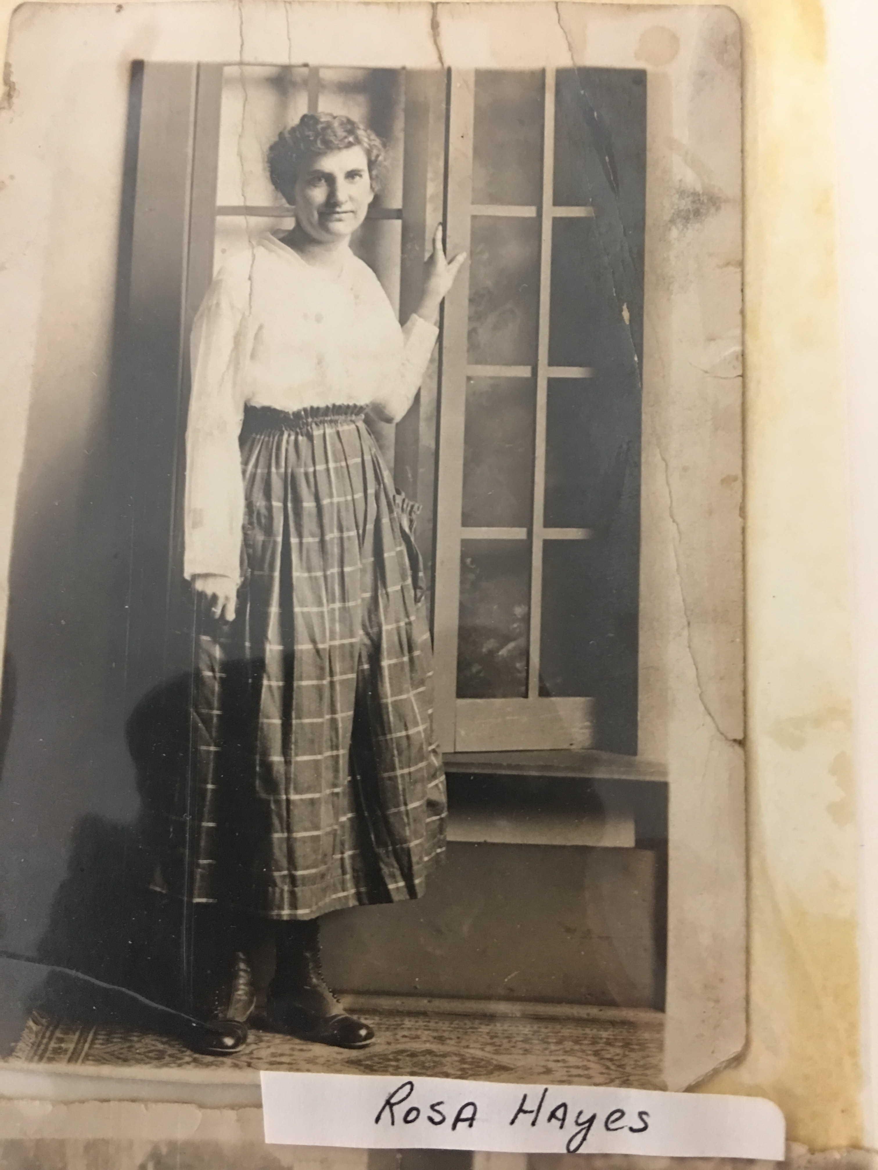 Aunt Rosie Hayes
