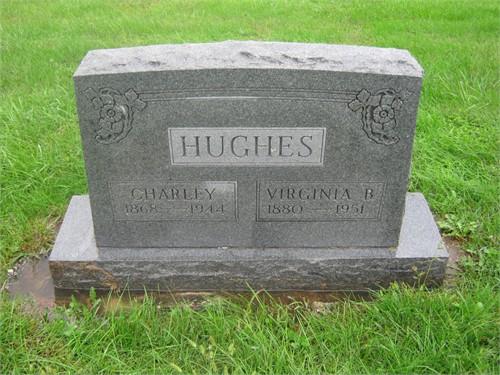 Charley and Virginia Hughes HS