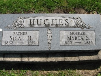 Henry Sigal and Myrta Hughes