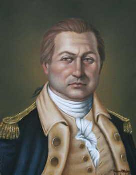 Benjamin Cleveland portrait