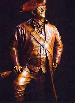 Benjamin Cleveland Statue