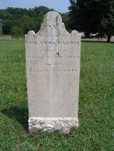 Amos Hardin 1780-1810