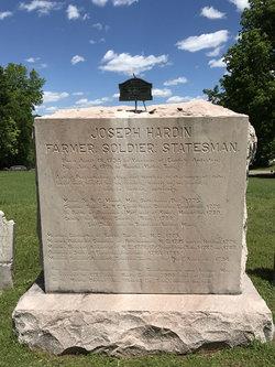 Colonel Joseph Hardin 1734-1801