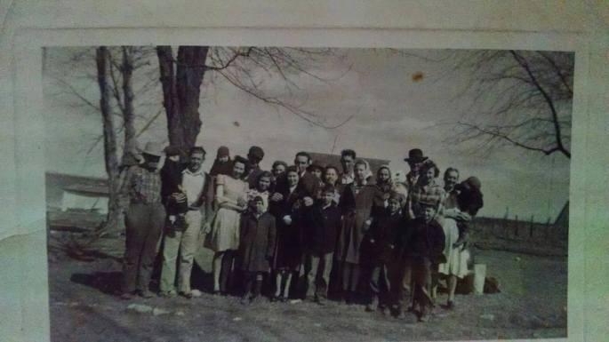 hughes family 1937