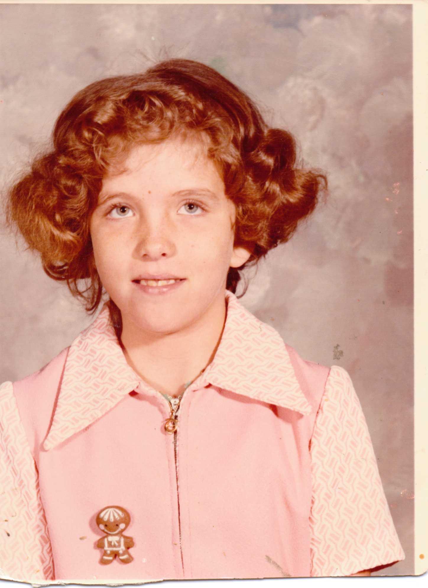 Madonna age 6