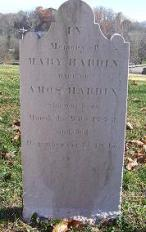 Mary Gallaher 1779-1845
