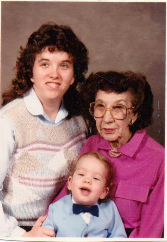 palmer 3 generations 1987