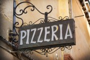 pizza sign