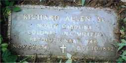 Richard Allen hs