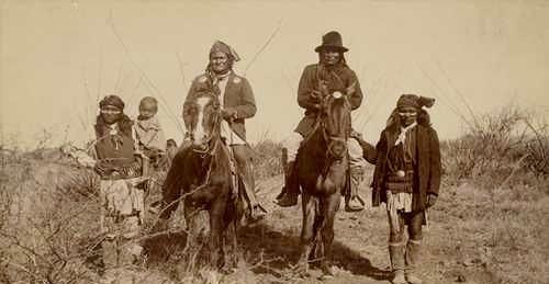 3 generations of Geronimos