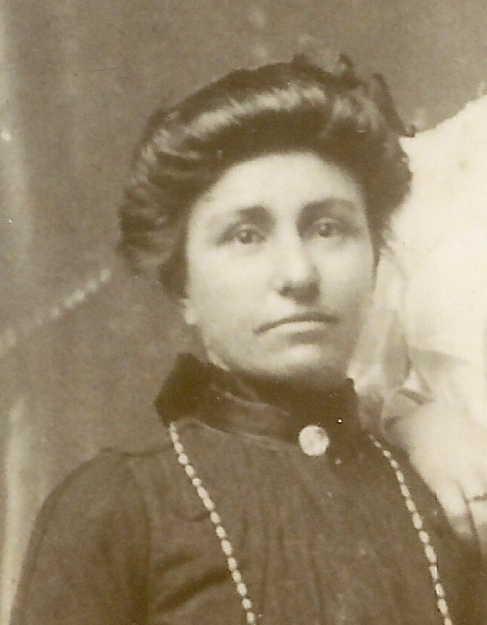 Harriett Ellen Hughes 1905