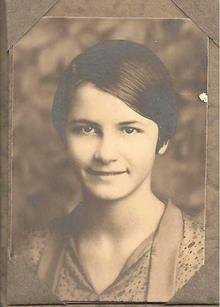 Vivian Gould 1930