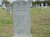 Susan Medlin 1843-1866